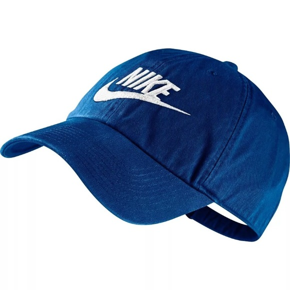 Nike Heritage 86 Futura Cap - Blue 05367766004
